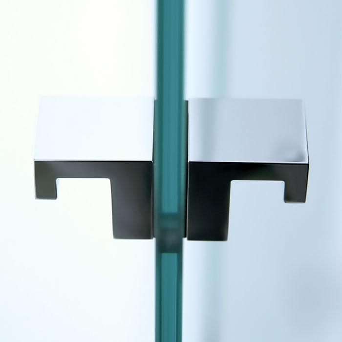 Двусторонняя ручка для стеклянных дверей. Pauli
