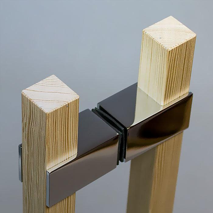 Дверная ручка в сауну. Германия. Pauli