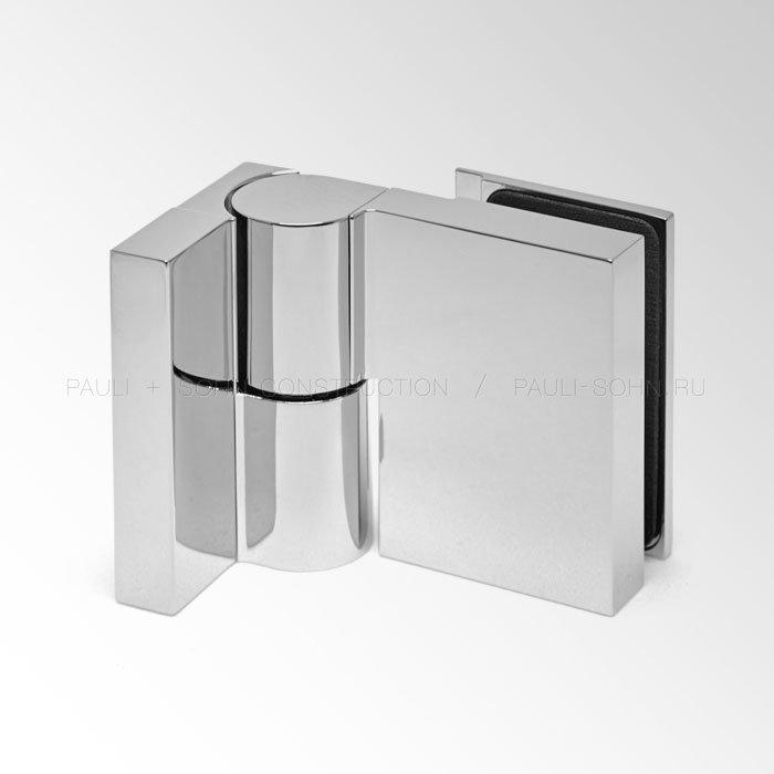 Петля стена-стекло. Nivello-8361