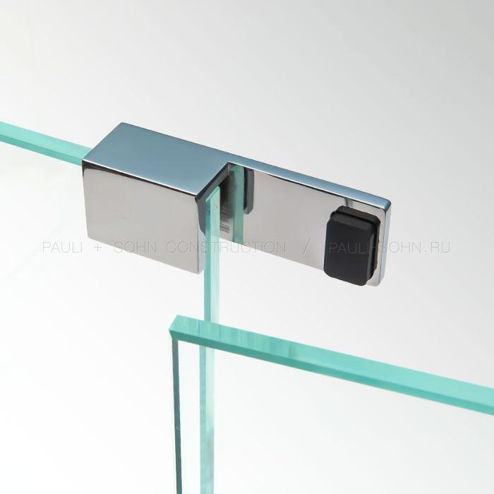 Дверной стопор на стекло