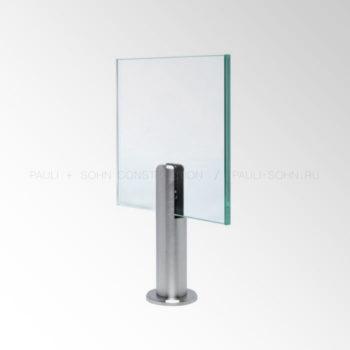 стойка для крепления стекла
