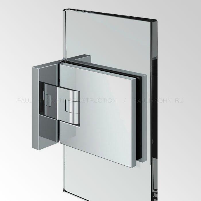 Петля стена-стекло 90