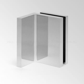 коннектор стена-стекло 90