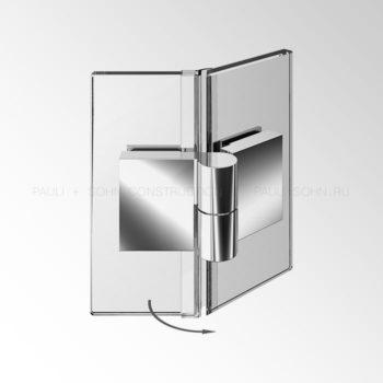 Петля стекло-стекло 135