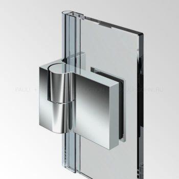 Петля стена-стекло 8369-L
