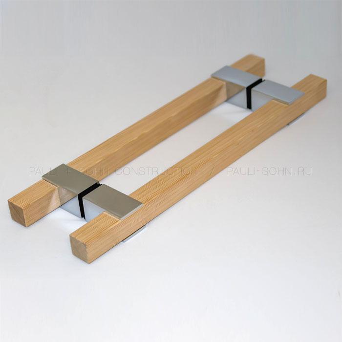 Деревянная ручка для сауны Pauli 8373
