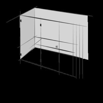 Типовые конструкции перегородок для саун